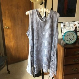 06ba93ad34e9e9 Tunic with matching camisole SIMPLY COUTURE